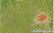 "Satellite Map of the area around 43°53'30""N,125°1'30""E"
