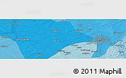 Political Panoramic Map of Changchun