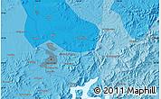 Political Map of Jilin