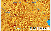 Political Map of Prozor