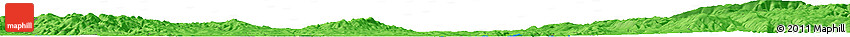 Political Horizon Map of Jagodina