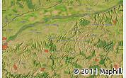 Satellite Map of Tutrakan