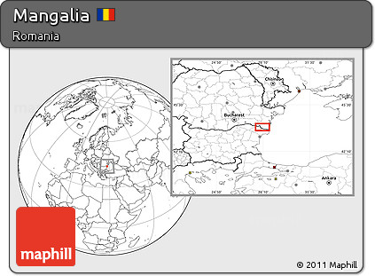 Bucharest airport transfer to MANGALIA