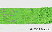 """Political Panoramic Map of the area around 44°19'14""""N,21°19'30""""E"""