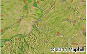 "Satellite Map of the area around 44°19'14""N,28°7'30""E"