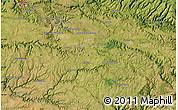 "Satellite Map of the area around 44°19'14""N,2°37'30""E"