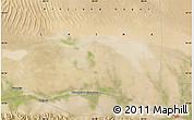 "Satellite Map of the area around 44°19'14""N,88°28'29""E"