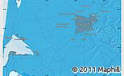 Political Map of Bordeaux