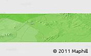 Political Panoramic Map of Qog Ul