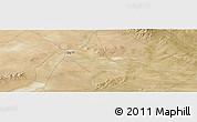 Satellite Panoramic Map of Qog Ul