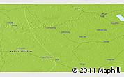 Physical 3D Map of Xinglongshan