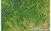 Satellite Map of Mudanjiang