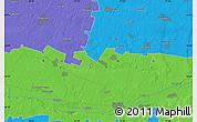 Political Map of Slobozia