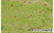 Satellite Map of Slobozia