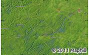 Satellite Map of Sharbot Lake