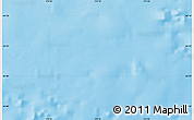 """Shaded Relief Map of the area around 44°27'46""""S,175°10'30""""E"""