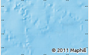 """Shaded Relief Map of the area around 44°53'21""""S,175°10'30""""E"""