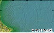 "Satellite Map of the area around 45°10'22""N,12°49'29""E"