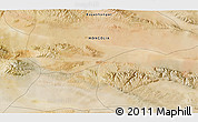 """Satellite 3D Map of the area around 45°10'22""""N,99°31'30""""E"""