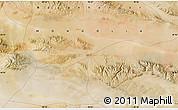 "Satellite Map of the area around 45°10'22""N,99°31'30""E"