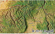 Satellite Map of Tollgate