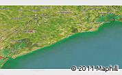 Satellite 3D Map of Venice
