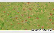 Satellite 3D Map of Bač