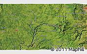 Satellite 3D Map of Ussel