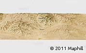 "Satellite Panoramic Map of the area around 46°1'3""N,102°4'29""E"