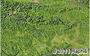 Satellite Map of Trbovlje