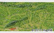 Satellite 3D Map of Dubrava