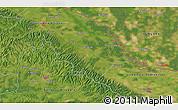 Satellite 3D Map of Virovitica