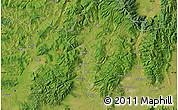 "Satellite Map of the area around 46°1'3""N,25°34'30""E"