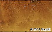 Physical Map of Dara Eheiin Jisa