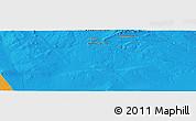 Political Panoramic Map of Yumiin Jisa