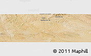 Satellite Panoramic Map of Yumiin Jisa