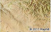 "Satellite Map of the area around 46°26'14""N,100°22'30""E"