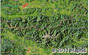 Satellite Map of Klagenfurt
