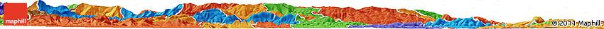 "Political Horizon Map of the Area around 46° 26' 14"" N, 15° 22' 30"" E"