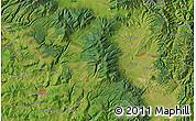"Satellite Map of the area around 46°26'14""N,25°34'30""E"