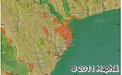"Satellite Map of the area around 46°26'14""N,30°40'29""E"