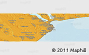 """Political Panoramic Map of the area around 46°26'14""""N,30°40'29""""E"""