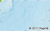 """Physical Map of the area around 46°26'14""""N,52°37'30""""W"""