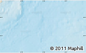 """Shaded Relief Map of the area around 46°26'14""""N,52°37'30""""W"""