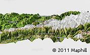 "Satellite Panoramic Map of the area around 46°26'14""N,7°43'29""E"