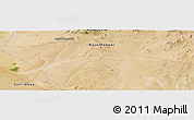 Satellite Panoramic Map of Bayan Hongoriin