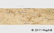 "Satellite Panoramic Map of the area around 46°26'14""N,98°40'30""E"