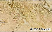 "Satellite Map of the area around 46°26'14""N,99°31'30""E"