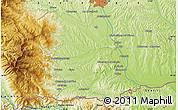 Physical Map of Jurski Vrh