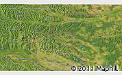 Satellite 3D Map of Murska Sobota